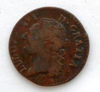 Francie 1/2 Sol 1788 Ludvík XVI.