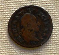 Itálie Neapol a Sicílile 4 Caroli 1790