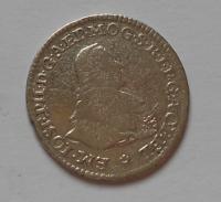 Mohač 10 Krejcar 1760