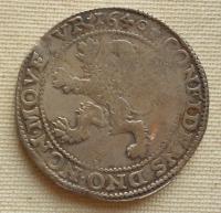 Nizozemí provincie West Friesland Lví Tolar 1640