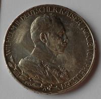 Prusko 3 Marka 1913
