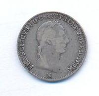 Rakousko, 1/2 lira, 1822 M, František II.