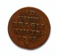 Rakousko 1 Liard 1795 František II. STAV!