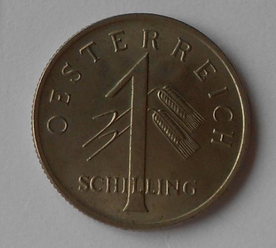 Rakousko 1 Schilling 1935