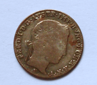 Rakousko 3 Krejcar 1838A Ferdinand V.