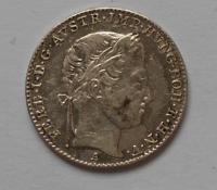 Rakousko 3 Krejcar 1839A Ferdinand V.
