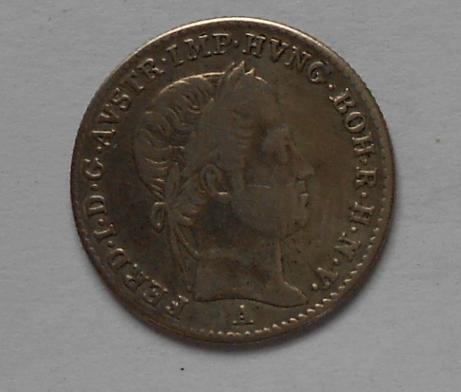 Rakousko 5 Krejcar 1838A Ferdinand V.