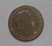 Rakousko 5 Krejcar 1839A Ferdinand V.