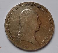 Rakousko Tolar 1818V František II.