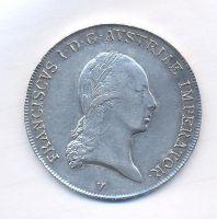 Rakousko, tolar spolkový, 1818 V, František II. STAV