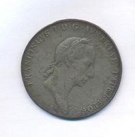 Rakousko, tolar spolkový, 1826 A, František II. DOBOVÉ FALZUM