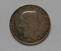 Uhry  10 Krejcar 1847B Ferdinand V.