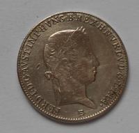 Uhry 10 Krejcar 1848B Ferdinand V.