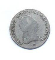 Uhry, 3 krejcar, 1818 B, František II.