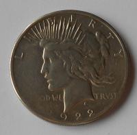 USA 1 Dolar 1922