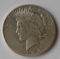 USA 1 Dolar 1923
