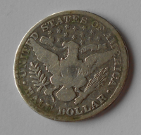 USA 1/2 Dolar 1909S
