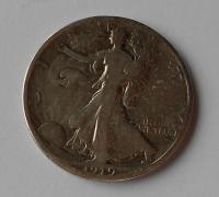 USA 1/2 Dolar 1912