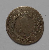 Čechy 10 Krejcar 1765 M. Terezie