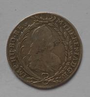 Čechy 20 Krejcar 1771 EVSAS M. Terezie