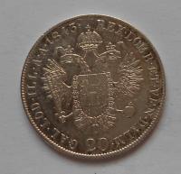 Čechy 20 Krejcar 1843C Ferdinand V.