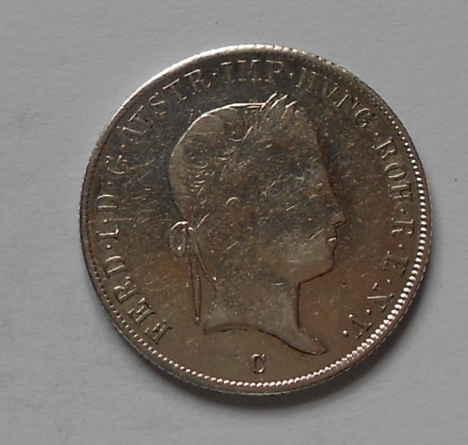 Čechy 20 Krejcar 1846C Ferdinand V.