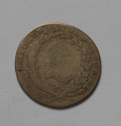Čechy-Praha 10 Krejcar 1765 M. Terezie