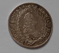 Čechy-Praha 20 Krejcar 1755PR František Lotrinský