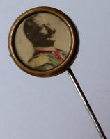 Prusko císař Vilém ll. - odznak
