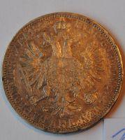 Rakousko 1 Fl 1860 A
