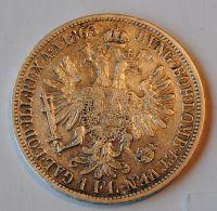 Rakousko 1 Fl 1863 A