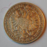 Rakousko 1 Fl 1865 A