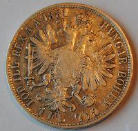 Rakousko 1 Fl 1881