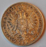Rakousko 1 Fl 1883