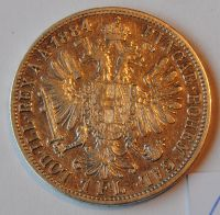 Rakousko 1 Fl 1884