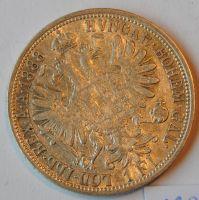 Rakousko 1 Fl 1888