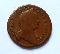 Rakousko 1 Krejcar 1762G M. Terezie