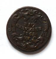 Rakousko 1 Krejcar 1762W M. Terezie