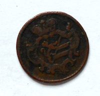 Rakousko 1 Soldo 1769G M. Terezie