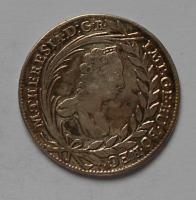 Rakousko 20 Krejcar 1765 M. Terezie