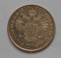 Rakousko 20 Krejcar 1840A Ferdinand V.