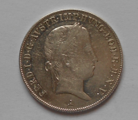 Rakousko 20 Krejcar 1842A Ferdinand V.