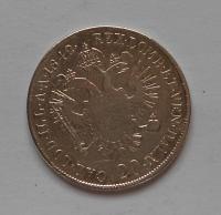Rakousko 20 Krejcar 1842E Ferdinand V.
