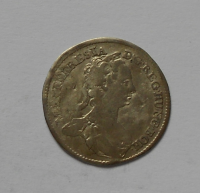 Rakousko 3 Krejcar 1744 M. Terezie