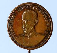 Rakousko korunní princ Rudolf