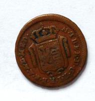 Rakousko Mezzo Soldo 1777 M. Terezie