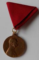 Rakousko pamětní medaile 1902