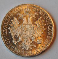 Rakousko STAV 1 Fl 1859 A