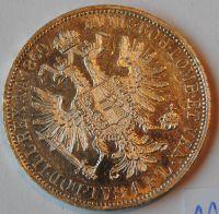 Rakousko STAV 1 Fl 1860 A