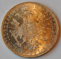 Rakousko STAV 1 Fl 1861 A